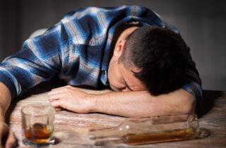 Синдромы алкоголизма